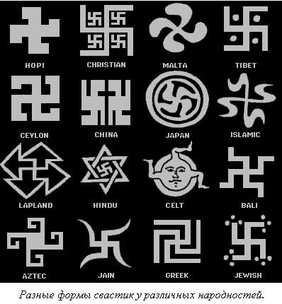 картинки из символов: